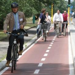 Inaugurazione pista ciclabile